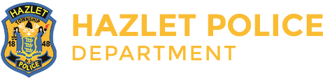 Hazlet Township Police Department Official Website Logo