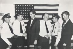 L-R-w-till-c-Mack-Mayor-Bilane-Police-Commissioner-Doty-W-Smith-Commisioner-Divers