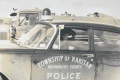 1960-s-Police-Car
