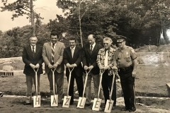 Township-Commitee-Chief-W.-Smith-Groundbreaking-for-HQ
