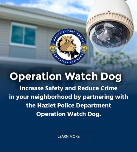 Operation Watch Dog